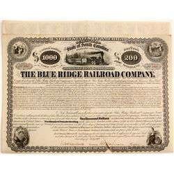 Blue Ridge Railroad Company