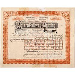 Algiers Railway & Lighting Company