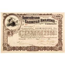 American Elevated Railroad Company