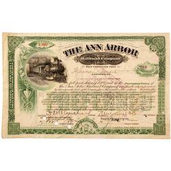 Ann Arbor Railroad Company