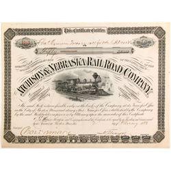 Atchison & Nebraska Rail Road Company