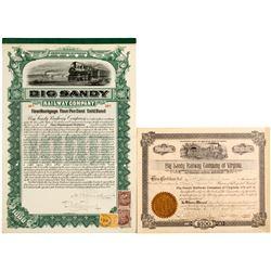 Big Sandy Raileay Company of Virginia