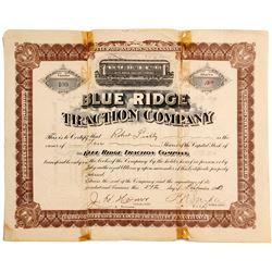 Blue Ridge Traction Company