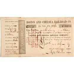 Boston and Chelsea Railroad Company