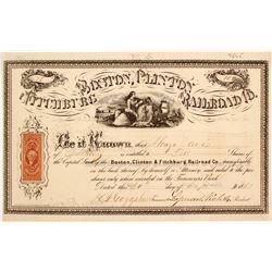 Boston, Clinton and Fitchburg Railroad Co