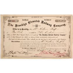 Brooklyn Elevated Railway Company