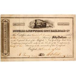 Buffalo & New York City Railroad Co.