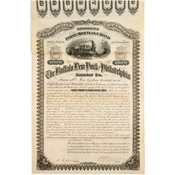 Buffalo, New York & Philadelphia RR Co.