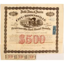 City of Brownsville Rail Road Bonds