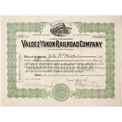 Valdez-Yukon Railway Company