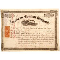 American Central Railway