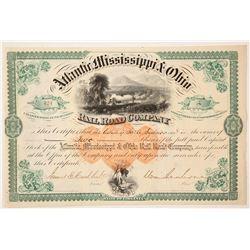 Atlantic Mississippi & Ohio Rail Road Co