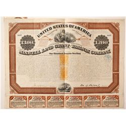 Maxwell Land Grant & Railroad Company