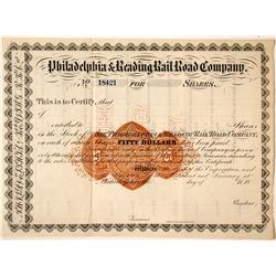 Philadelphia & Reading Railroad Co