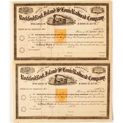 Rockford,Rock Island & St. Louis Railroad Company