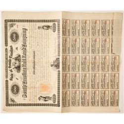 South Carolina Rail Road Co bond