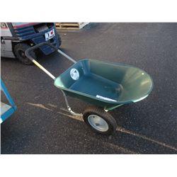 Yard Rover Wheelbarrow