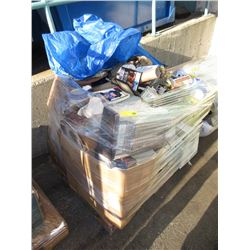 Skid of Assorted Household & Decorative Goods