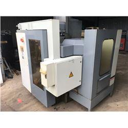 BRIDGEPORT MDL. INT-412V INTERACT CNC VERTICAL MACHINING CENTER