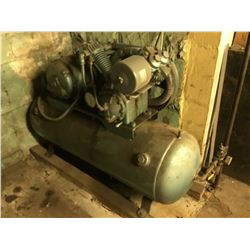 """3YC-1 WESTINGHOUSE """"Y"""" Type Twin Stage Piston Type 5 HP Air Compressor"""