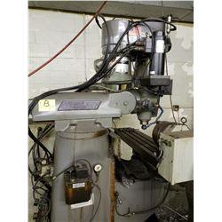 Bridgeport V2XT CNC 4 Axis Mill