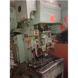 C-45 BLISS 45 Ton Single Back Geared Mech Clutch OBI Power Press