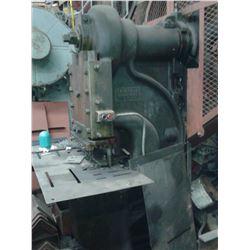 #5 BLISS Adjustable Stroke 50 Ton Mech Clutch Power Press