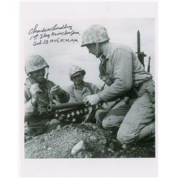 Iwo Jima: Lindberg and Lowery