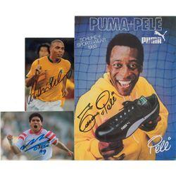 South American Soccer Stars