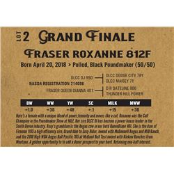 Fraser roxanne 812f