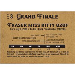 Fraser miss kitty 828f