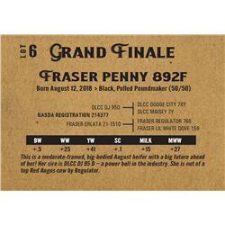 Fraser penny 892f