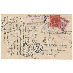 Max von Laue Autograph Letter Signed