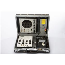 Siemens Teletype Signal Analyzer
