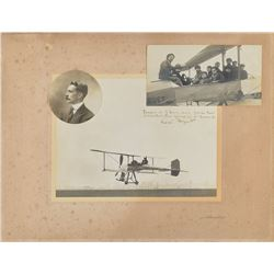 Louis Charles Breguet Signed Photo and Photographs