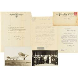 Richard E. Byrd Group of (5) Items