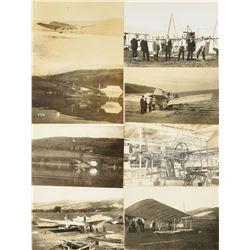 Langley Aerodrome Group of (8) Photographs