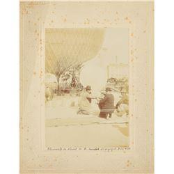 Alberto Santos-Dumont Group of (23) Photographs