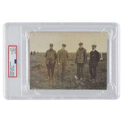 Wilbur Wright Original Photograph