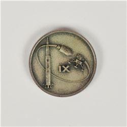 Dave Scott's Apollo 9 Flown Robbins Medal