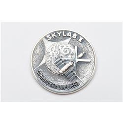 Skylab 2 Unflown Robbins Medal