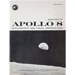 Apollo 8 Photography and Visual Observation Book