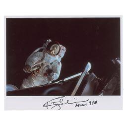 Rusty Schweickart Signed Photograph