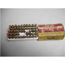 30 LUGER (7.65M/M) ASSORTED AMMO