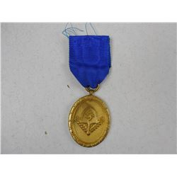 GERMAN WWII REICH LABOR SERVICE SERVICE MEDAL