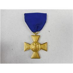 GERMAN WWII ARMED FORCES SERVICE MEDAL