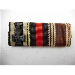 GERMAN WWII RIBBON BAR