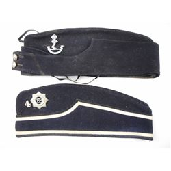 RMC & BB SIDE HATS & HAT BADGE