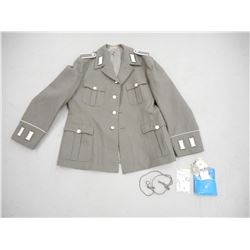 EAST GERMAN JACKET & ACCESSORIES