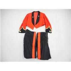 OFFICERS (MESS) DRESS COAT & PANTS